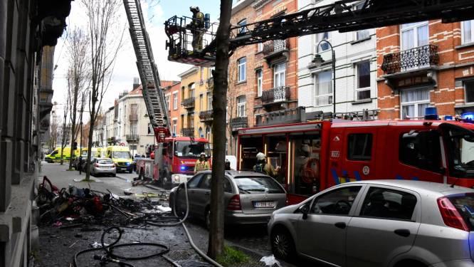 Twee kleine kinderen (2,5 en 4) omgekomen bij woningbrand in Laken