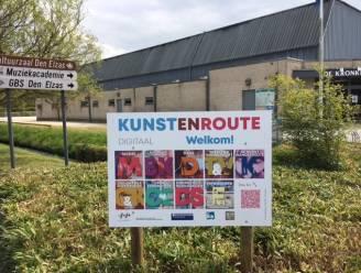 Huldenbergse Kunstenroute gaat opnieuw digitaal