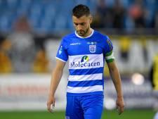 Mea culpa PEC Zwolle-captain Van Polen: Excuses aanbieden is het minste wat je kan doen