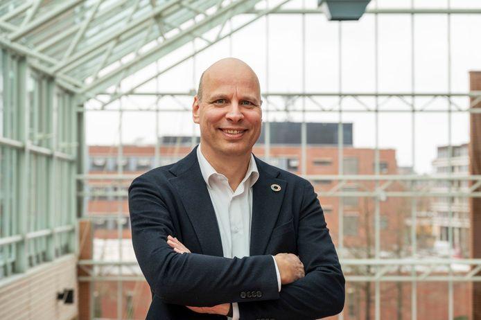 Reggy van der Wielen volgt Dick Pouwels op als voorzitter van het College van Bestuur van de HAS Hogeschool in Den Bosch.