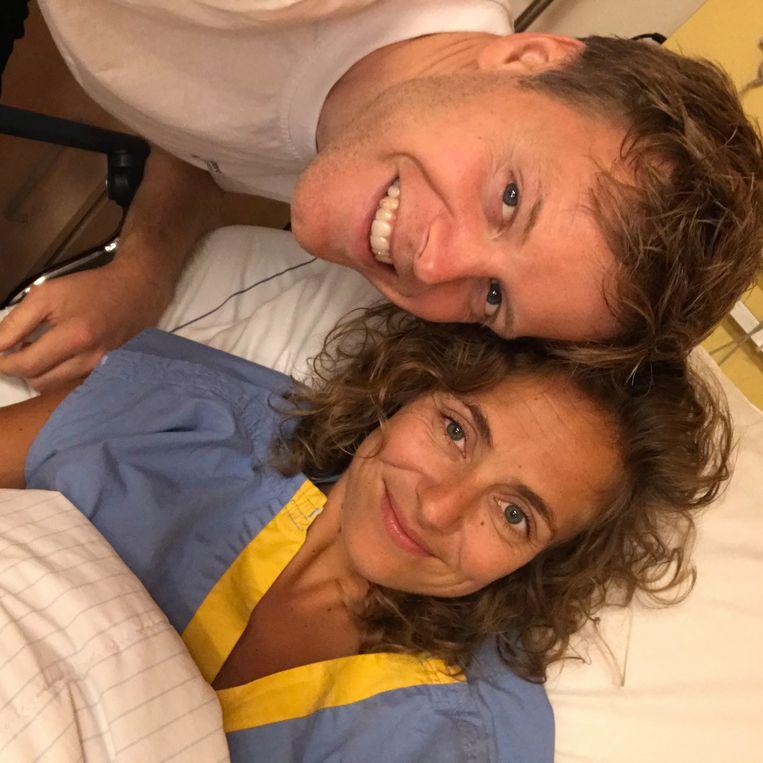 Lex en Susan. Beeld Privébeeld.