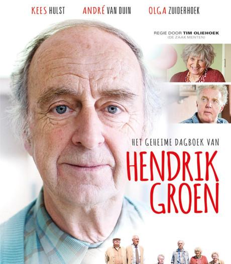 Martin van Waardenberg wint prijs voor Hendrik Groen