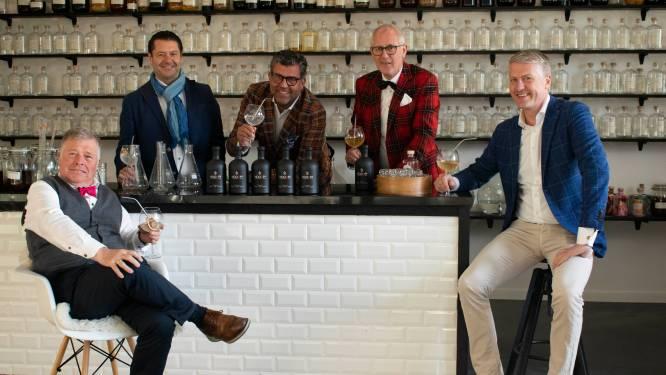 Lionsclub Hoogstraten Markland lanceert gin HOOOP!