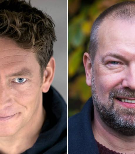 Duo Roodbeen & Kijk in de Vegte neemt ochtendshow Gerard Ekdom over