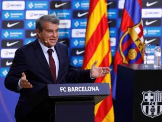 """Barcelona-voorzitter Joan Laporta blijft achter Super League staan: """"Zo'n competitie is absoluut noodzakelijk"""""""