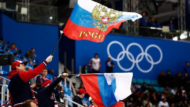 Elf Russische atleten krijgen groen licht om onder neutrale vlag aan te treden