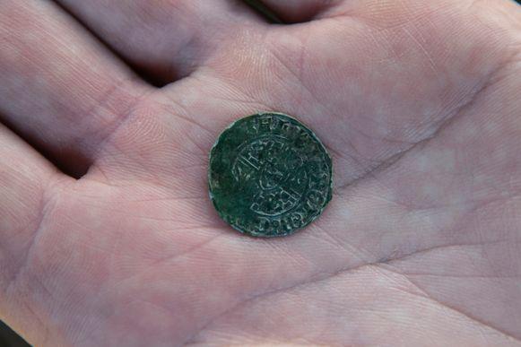 De munt van Karel De Stoute.