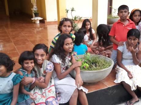 'Iedereen is doodsbang' in de Zeeuwse weeshuizen in Sri Lanka