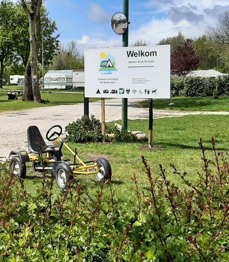 Hoogwater: Camping Woudrichem gaat evacueren