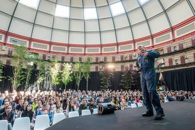 Luisteren naar de toekomst-ideëen van kinderen tijdens de Kids Klimaat Experience in Breda