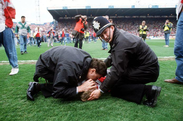 Het drama op Hillsborough kostte aan 96 mensen het leven.