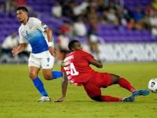 Malone met Suriname uitgeschakeld op Gold Cup na nederlaag tegen Costa Rica