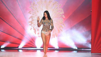 Afscheid na 18 jaar: topmodel Adriana Lima voor het laatst als 'Angel' te bewonderen