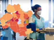 KAART | Gelderland kampt met toename corona-besmettingen, IJsselland in rustiger vaarwater