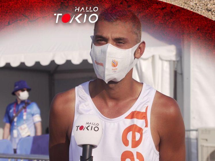 Badloe na gouden race: 'Dit is onbeschrijflijk!'