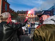 """Manifestation de l'horeca à Namur: """"On veut rouvrir le 21 mars avec le soutien du gouvernement wallon"""""""