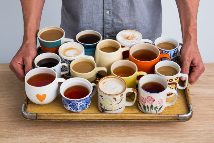 Koffie en thee voor mensen met een psychische aandoening. Het Lichthuis wil het gevoel van een huiskamer geven.
