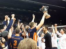 Orion loot Aalst in CEV-cup