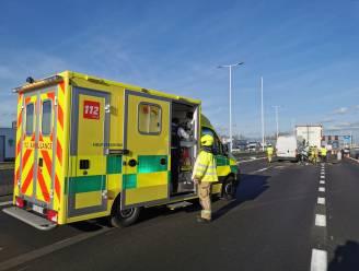 """Minder verkeersongevallen in ons land door lockdowns, """"maar wel met meer en zwaardere lichamelijke schade"""""""
