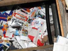 Haagse postbode dumpt post maandenlang in kruipruimte