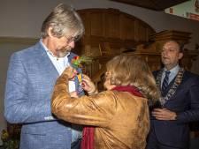 Henk Geertsema uit Zwolle Ridder in de Orde van Oranje-Nassau