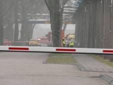 Groot alarm na bedrijfsongeval met zwavelzuur in Arnhem