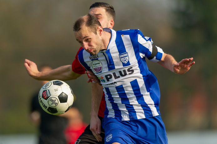 Wesley de Klein gaat na drie jaar bij Unicum een stapje hogerop, naar Hierden.