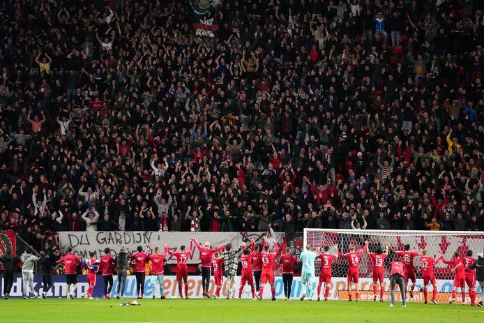 FC Twente speelt het liefst op de zaterdagavond thuis.