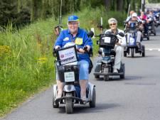 Toeren met de scootmobiel, het kan weer in Veenendaal