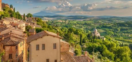 Na maanden alleen maar dromen lonkt voor Angela de Jong nu een vakantie naar Italië