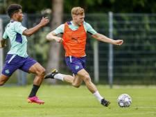 Vertessen kijkt ondanks 'pittige wedstrijd' terug op geslaagd trainingskamp met PSV: 'Gaat beter en beter'