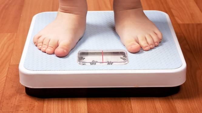 Een op vijf Belgische kinderen is te dik