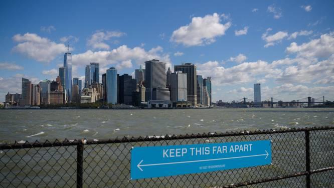 New York City verplicht coronavaccin- of test voor  politieagenten, leerkrachten en andere ambtenaren