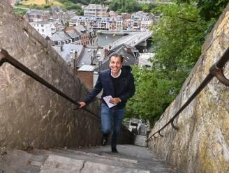 """Christophe Deborsu gidst u door het mooiste en verrassendste van Wallonië: """"Deze Waalse trappen brengen u naar de hemel!"""""""