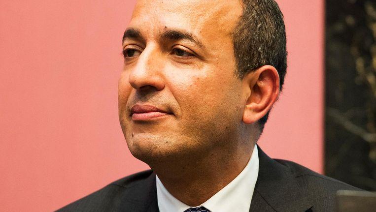 Wethouder Abdeluheb Choho (D66) Beeld anp