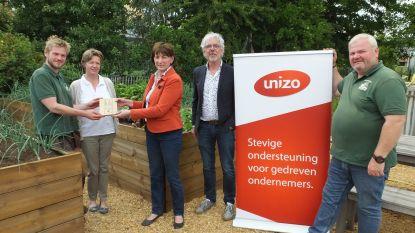 """Familiebedrijf Les Potagers de Thomas krijgt Handmade In Belgium-label van Unizo: """"Bewijs dat ook mensen met een beperking kunnen ondernemen"""""""