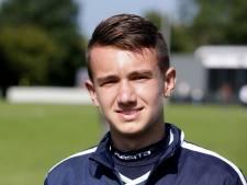 15-jarige zoon van Wesley Sneijder op stage bij FC Utrecht