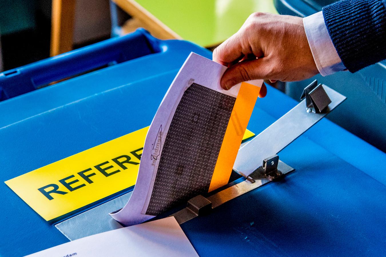 Stembiljet referendum