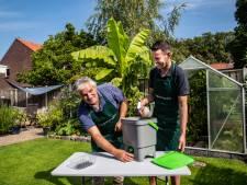 Met een knipoog wil de CompostBrigade Raalte laten composteren: 'Geen groene container meer, voor een beetje meer moeite'