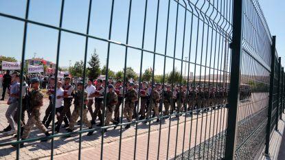 17 oud-legerofficieren in Turkije veroordeeld tot 141 keer levenslang voor mislukte staatsgreep