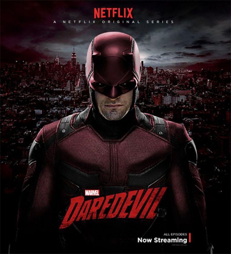 Daredevil is een Arsenal-fan, wie had dat gedacht? Beeld Netflix