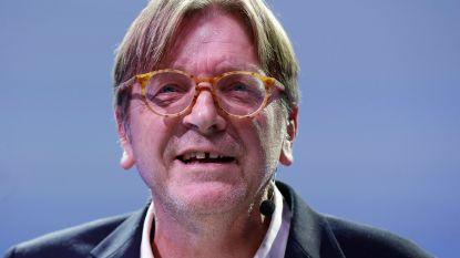 """Verhofstadt wil zitje opnemen in Gentse gemeenteraad: """"Als de Gentenaar mij wil"""""""