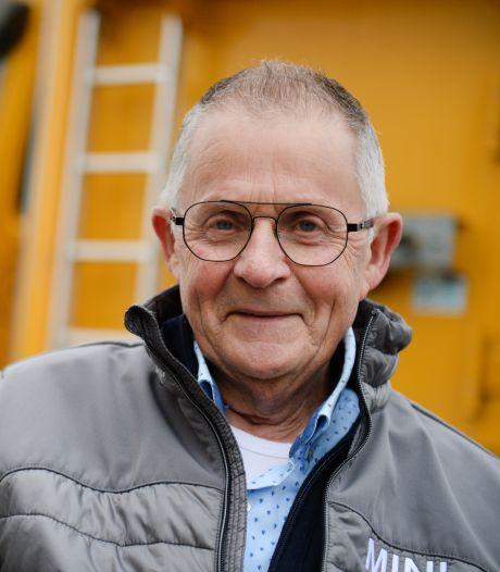 Leo Scholten (70) stopt bij Langezaal Haaksbergen: 'Voor het eerst in 48 jaar uitgeslapen'