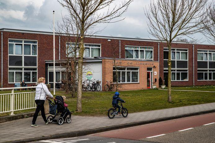 Basisschool De Linderte in Raalte.