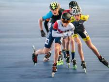 Cas (14) kan eindelijk weer 'vol gas en gaan' tijdens testevent voor inline skaters