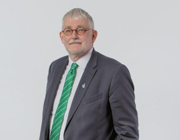 Bert Bening, D66 Krimpenerwaard.