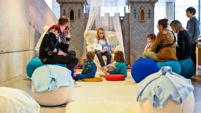 Ontbijt, workshops en vooral veel verhaaltjes tijdens Boekstartfeest