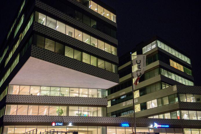 Het kantoor van het beursgenoteerde Ctac in Den Bosch.