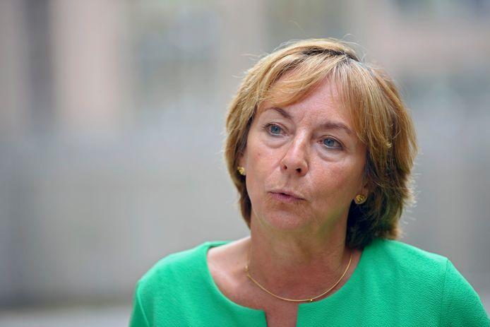 Frédérique Jacobs, nouvelle porte-parole interfédérale Covid-19.