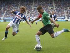 Heerenveen en NEC sparren in Loenen